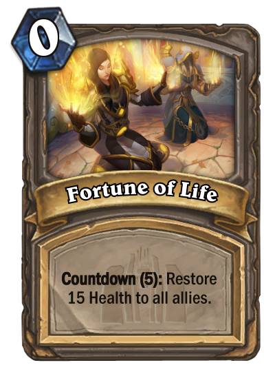 Fortune of Life (5) by MarioKonga