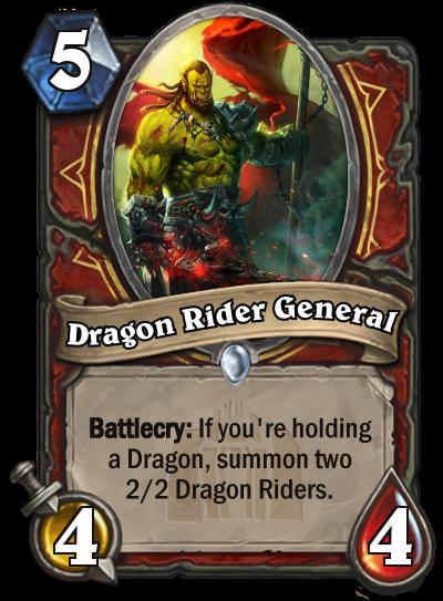 Dragon Rider General by MarioKonga