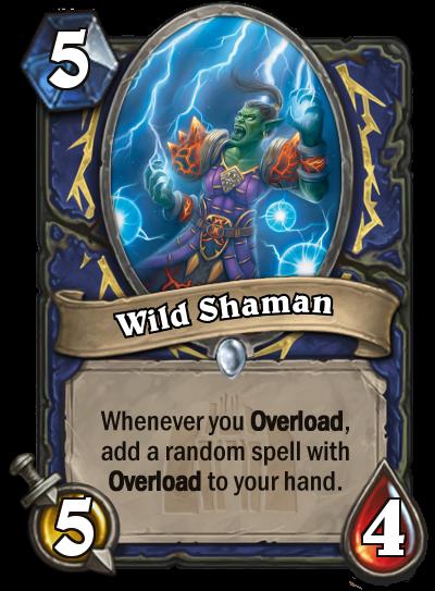 Wild Shaman by MarioKonga