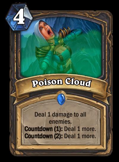 Poison Cloud by MarioKonga