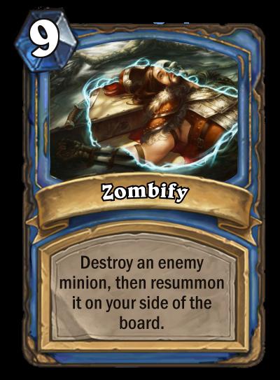 Zombify by MarioKonga