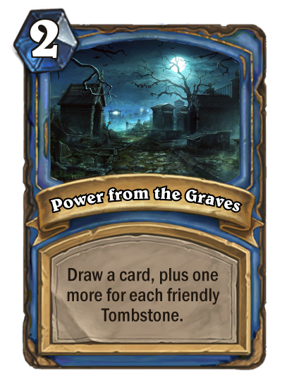 Power from the Graves by MarioKonga
