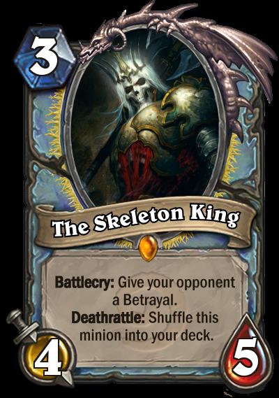 Legendary - The Skeleton King by MarioKonga