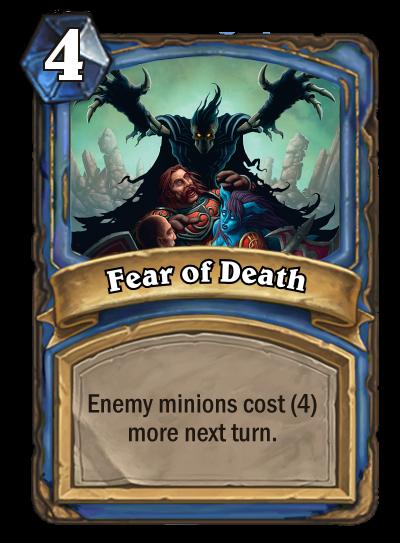 Fear of Death by MarioKonga