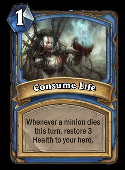 Consume Life by MarioKonga