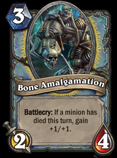 Bone Amalgamation by MarioKonga