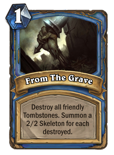 From The Grave by MarioKonga