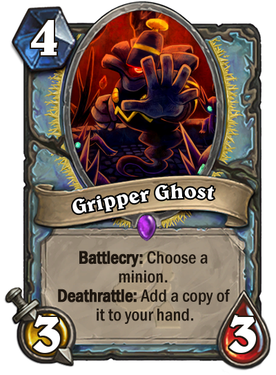 Epic - Gripper Ghost by MarioKonga