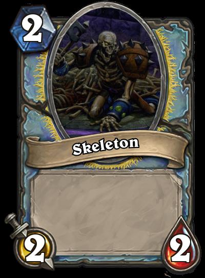 Token - Skeleton by MarioKonga