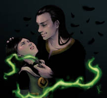 Loki Returns by Cakeis