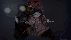I will love you forever by ksmile1313