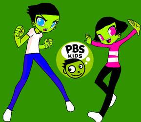 PBS Kids base edit: Dash and Dot by HandipointsFanboy