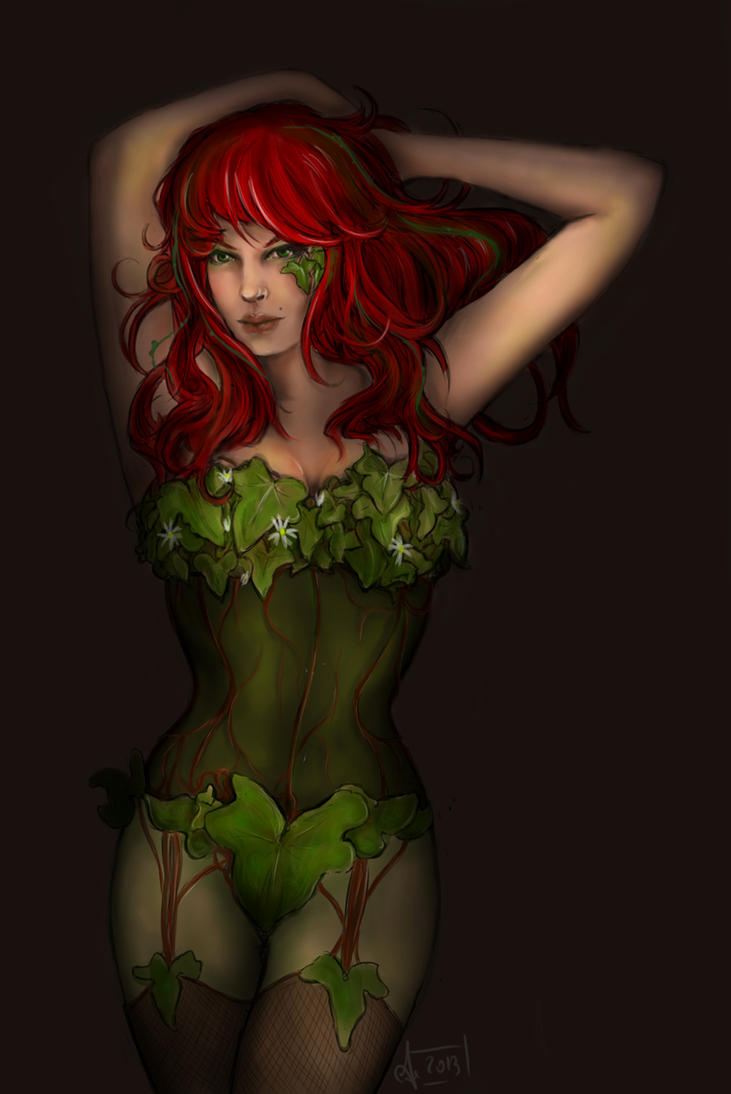 Poison Ivy by Eddus-a-um