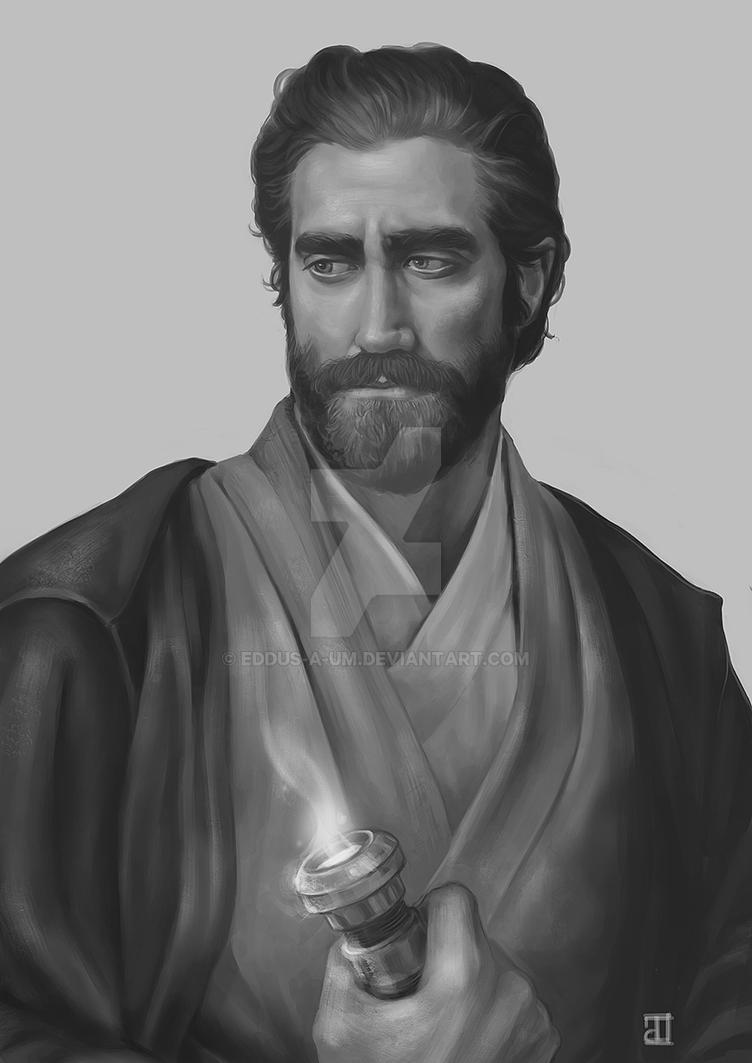 Jedi Jako Gyllen-al by Eddus-a-um