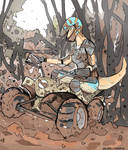 Dirt Trial - Roo by RazorbillAnimation