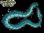 The Loch Ness Monster - Godzilla: The Series by HYPERGODZILLA