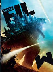 Total Godzilla: KOTM Poster. by HYPERGODZILLA