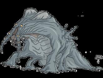 Silver Hydra - Godzilla: The Series by HYPERGODZILLA