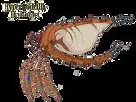 Fire Monster - Godzilla: The Series by HYPERGODZILLA