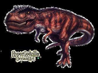 Giganotosaurus - Dino Crisis by HYPERGODZILLA