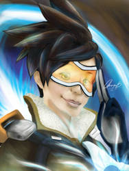 Tracer by MariaChrystal