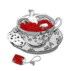 Tea time by lauramarcuet