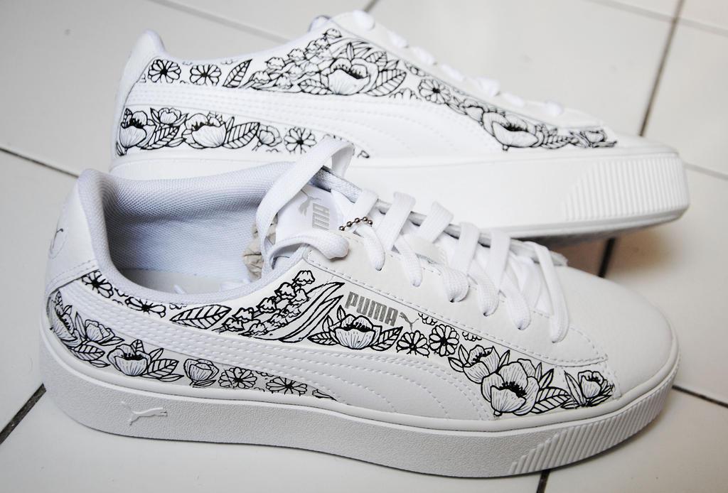 Nadine's shoes