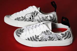 Salome's shoes