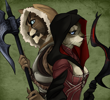 Commission: Re'esa and A'eru by the-Orator