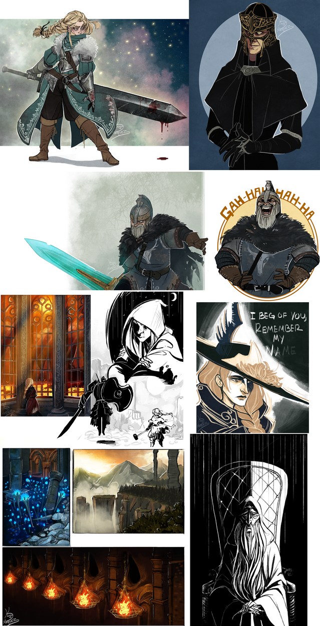 Dark Souls 2 Dump by the-Orator
