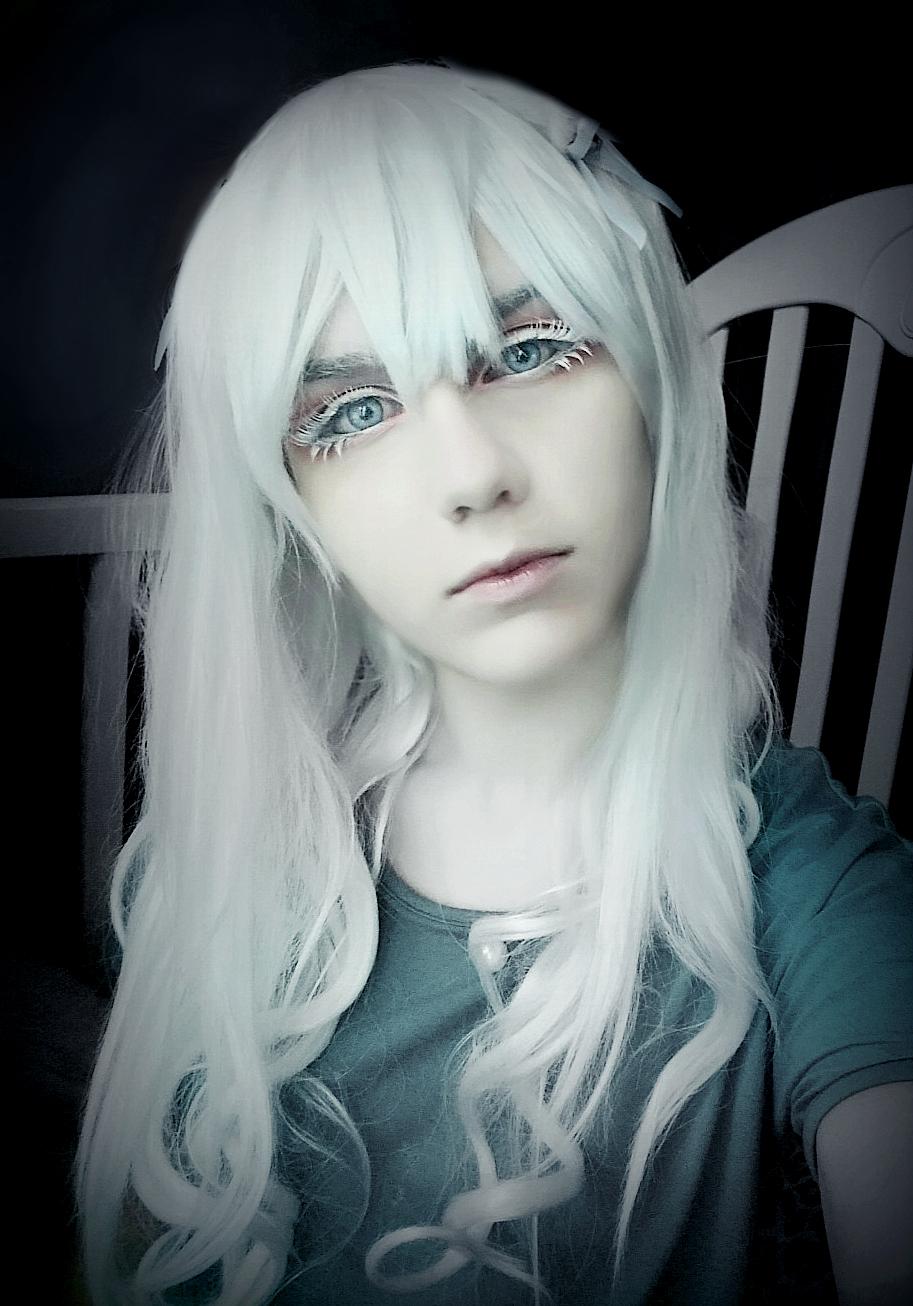 Albino Makeup By Yukki Strife On Deviantart