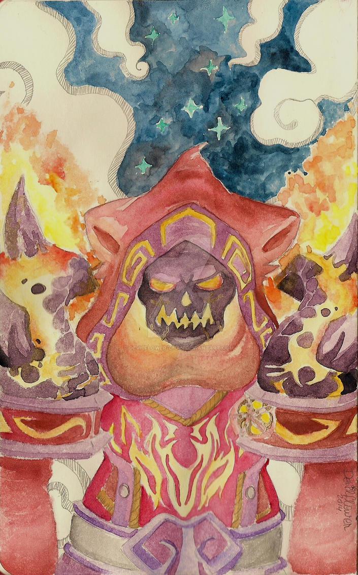 My Master by Devilflower-chan