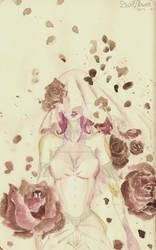 Death's Bride by Devilflower-chan