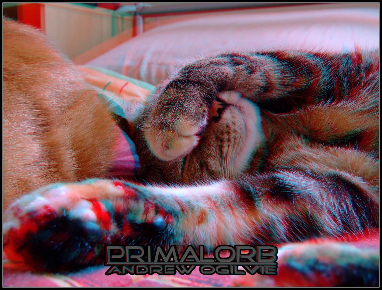 Pandora 3D by PrimalOrB