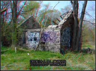 3D Building Remains by PrimalOrB