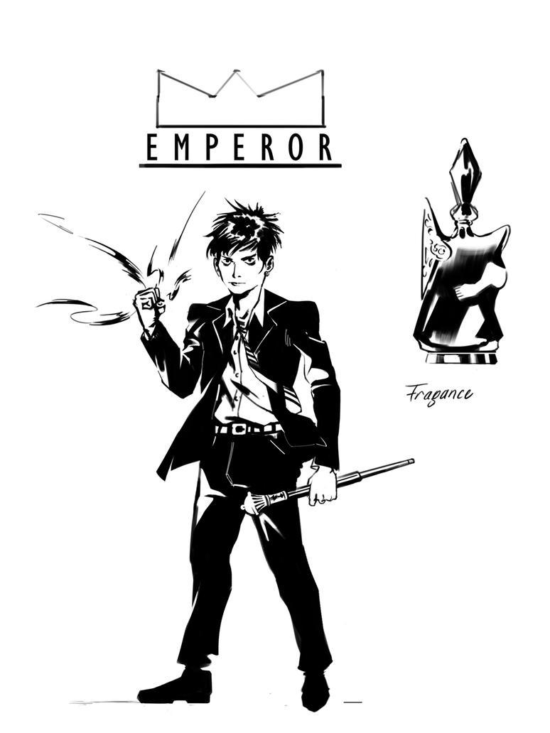 Emperor fragance concept by ManuelFarias