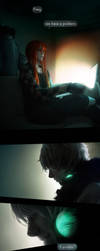 Fisheye Placebo Ch_0_part_2 (Cosplay) Full comics by Lavi-A-V