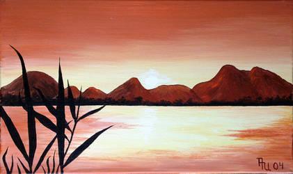 Sundown - 1 by from-art-to-art