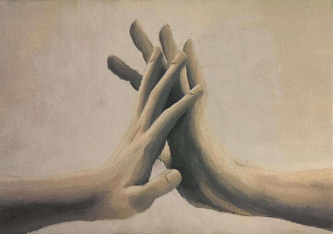 Hands by JozhuaWarren