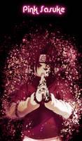Pink Sasuke??