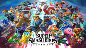 Super Smash Bros. Ultimate - Wallpaper 1920x1080