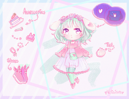 [CLOSED] ADOPT AUCTION by REYAchan