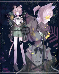 [CLOSED] ADOPT AUCTION: Hologram from forest