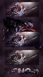 Venom Tag Wall by KuruptNightmare