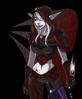Widow Weave Assassin by dalmuln