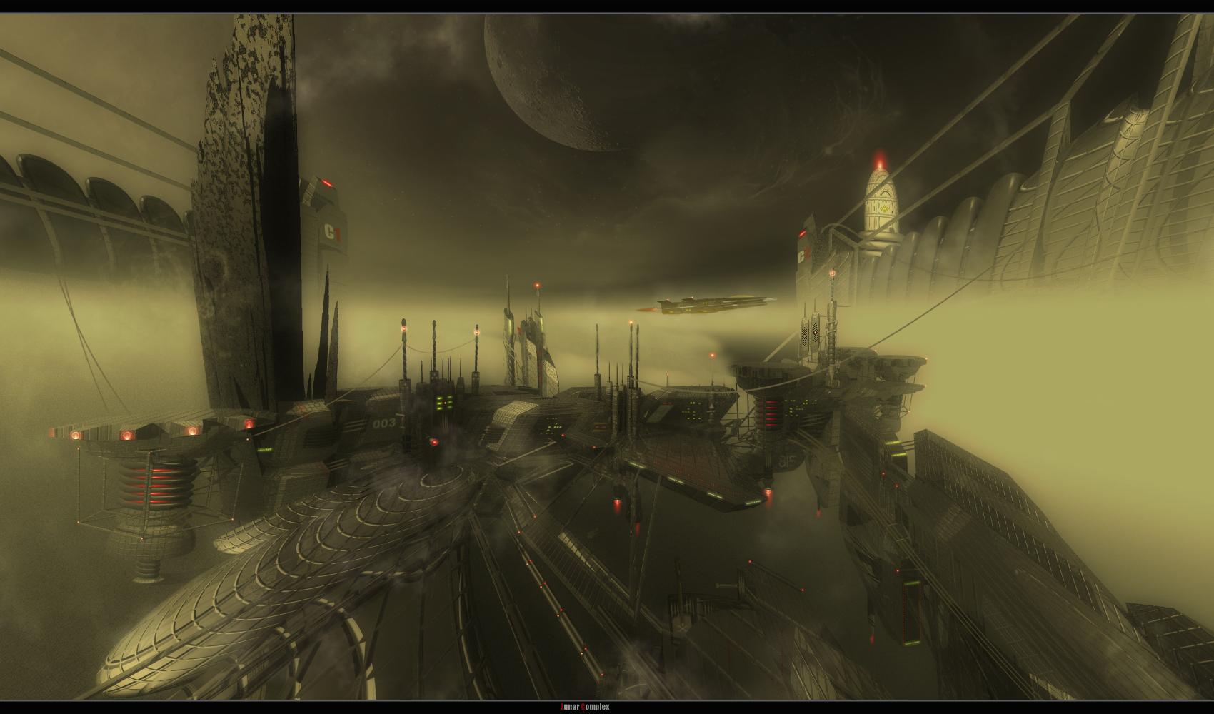 Lunar Complex by viperv6