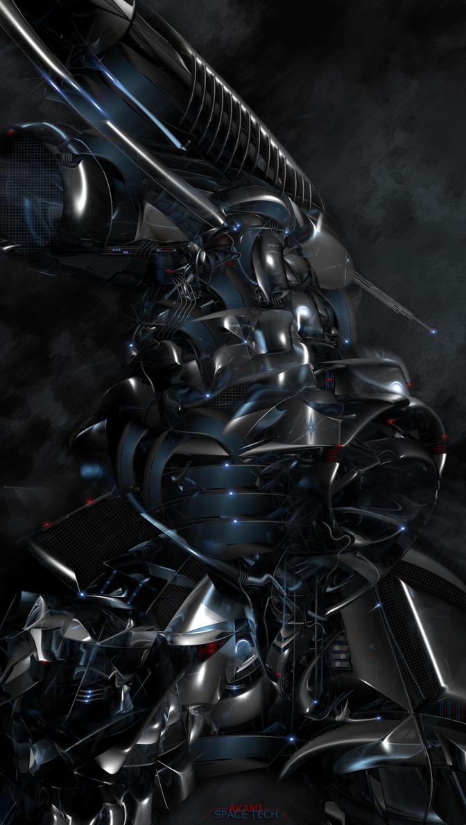 Akami Space Tech by viperv6