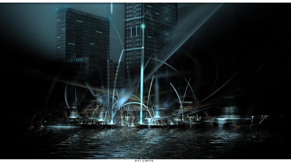 City Lights by viperv6