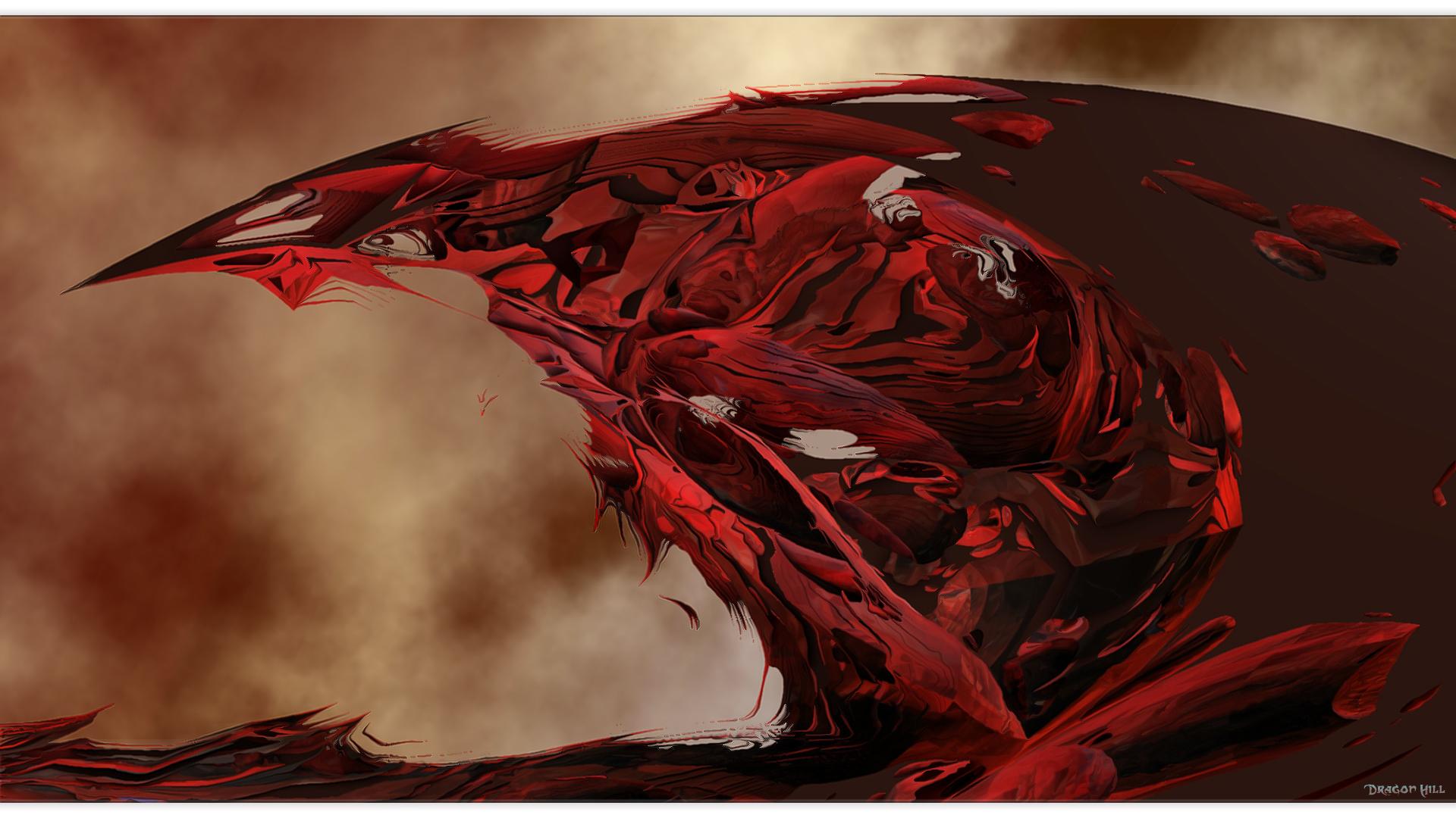 Dragon Hill by viperv6