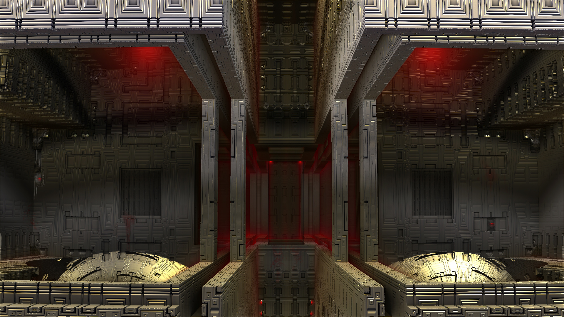 DOOM- Hidden Level by viperv6